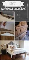 Headboard Ideas Wood by Diy Reclaimed Wood Bed Love It