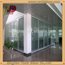 commercial exterior glass doors buy cheap china sliding folding glass doors products find china