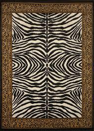 Zebra Area Rug Cool Zebra Print Area Rug 50 Photos Home Improvement