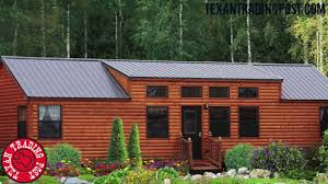 Derksen Portable Finished Cabins At Enterprise Center Youtube Texan Trading Post Cabin Video Youtube
