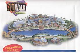 Universal Studios Orlando Interactive Map by Universal Citywalk Orlando U0027s Entertainment Hotspot