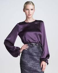 purple silk blouse 132 best silk blouse images on blouses feminine