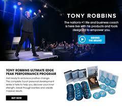 tony robbins buy tony robbins books u0026 cds hsn
