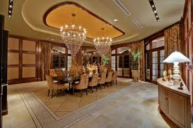 dining room ceiling ideas big refrigerator luxury chandelier