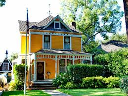 Folk Victorian by A Mapped Introduction To La U0027s Many Varieties Of Victorian Mansions