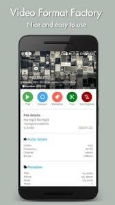 format factory app for android free download video format factory apk download free tools app for android