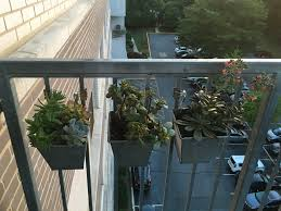 balcony love hanging rail planters u2013 vidadiy home