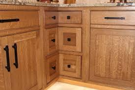 quarter sawn oak kitchen cabinets wood species gossling woodworking decorah waucoma