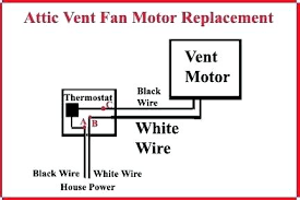 thermostat controlled exhaust fan thermostat controlled attic fan ceiling fan thermostat carefully