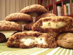 oatmeal cookieblog 12 days of christmas cookies 11 cheesecake