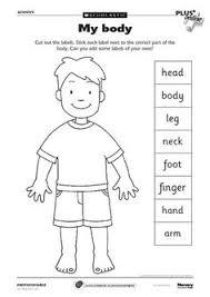face body parts worksheets cool preschool worksheets for kids
