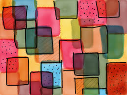 abstract paintings victoria riley posted in tagged art color