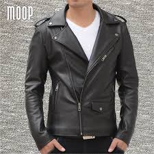 real leather motorcycle jackets online get cheap cow leather jacket aliexpress com alibaba group