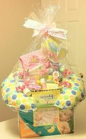 Baby Shower Baskets Cute Baby Shower Basket Ideas