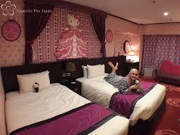 hello kitty hotel room inside keio plaza tokyo u0027s princess kitty