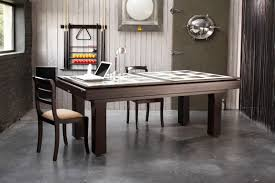 convertible pool dining table dining room entrancing dining room decoration using rectangular