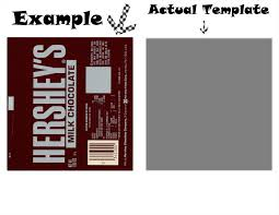 bar wrapper template photoshop