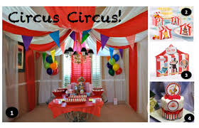 circus baby shower top 10 tuesdays totally unique baby shower ideas for baby boys