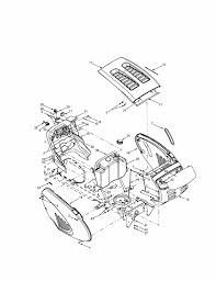 troy bilt lawn mower parts diagram best choice your lawn mower