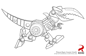 angry birds transformers coloring pages getcoloringpages