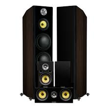 woofer for home theater fluance signature series hi fi 5 0 home theater speaker system