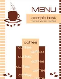 vector cafe menu template free vector download 14 111 free vector