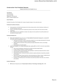 construction resume exles best construction labor resume exle livecareer sle
