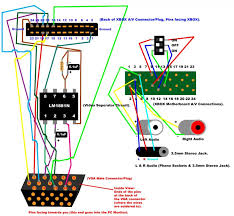 vga cable from cat5 within vga to rca wiring diagram gooddy org