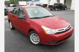 used 2010 ford focus used 2010 ford focus for sale in warner robins ga edmunds