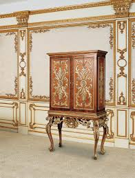 Antique Furniture Shells And Wave Like Motifs Can Be Found On Antique Furniture Of