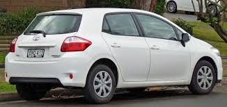 toyota 2010 file 2009 2010 toyota corolla zre152r my10 ascent 5 door