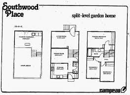 mid century modern and 1970s era ottawa 1970s garden homes by campeau