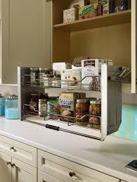 kitchen cabinet storage accessories innovative cabinet storage solutions from diamondcabinets