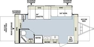 Rockwood Trailers Floor Plans 2011 Forest River Rockwood Roo 21ss Travel Trailer Piqua Oh Paul