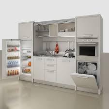 cuisine compacte cuisine compacte contemporaine en bois contract monoblock