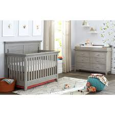 Baby Cache Convertible Crib Baby Cache Overland Lifetime Crib Ash Gray Baby Cache Babies