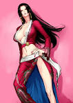 The Best One Piece Gallery: Wallpaper Boa Hancock serie One piece girl