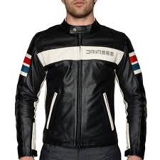 vented leather motorcycle jacket men u0027s riding gear beach moto