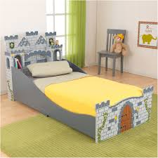 bedroom slat headboard modern toddler bed allmodern perch