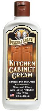 Amazoncom Parker  Bailey Kitchen Cabinet Cream Oz Everything Else - Cleaning kitchen wood cabinets