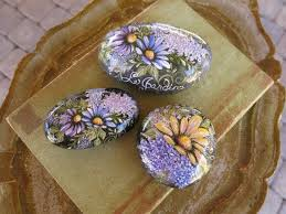 Rock Garden Decor 932 Best Kameny Images On Pinterest Painted Stones Stone