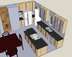 kitchen design layout for functional small kitchen whomestudio