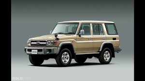 toyota company japan toyota land cruiser 70 series limited edition