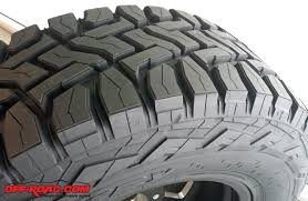 33 12 50 R20 All Terrain Best Customer Choice Review Toyo Tires Open Country R T Truck And Suv Tire Off Road Com