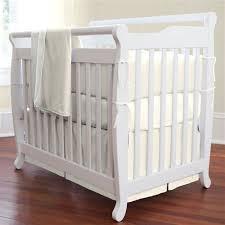 solid ivory mini crib bedding carousel designs