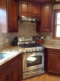 Kitchen Cabinets For Corners Best 25 Corner Stove Ideas On Pinterest Stainless Steel
