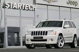 jeep grand 3 startech modifies the jeep grand