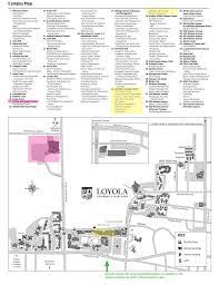 loyola university maryland campus map