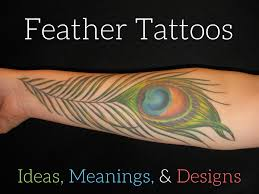 feather tattoos designs ideas and meanings tatring