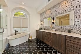 bathrooms design contemporary master bathroom design with brown